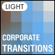 Clean Corporate Transitions Vol.1 - Light - VideoHive Item for Sale