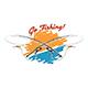 Go Fishing Emblem - GraphicRiver Item for Sale