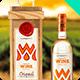 Wine Branding Basic Kit Mock-up - GraphicRiver Item for Sale