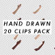 Hand Drawn Pack - VideoHive Item for Sale