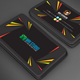 Round Corner Business Card Mock-ups - GraphicRiver Item for Sale