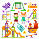 Children's Playground #2 - GraphicRiver Item for Sale