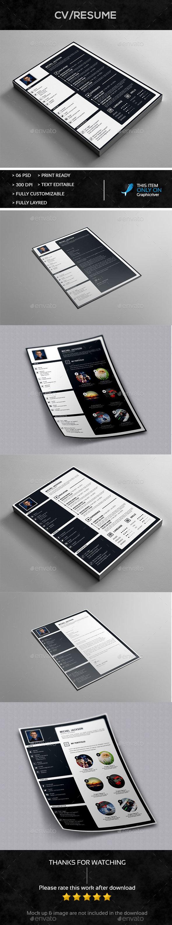 Resume+Cover+Portfolio Letter - Resumes Stationery