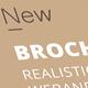 Circle Bi-Fold Brochure Mockup - GraphicRiver Item for Sale