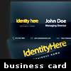 Professional Glossy Business Card - GraphicRiver Item for Sale