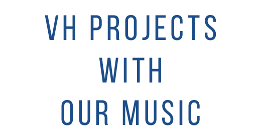 VH projects with music by One Wave Records