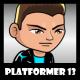 Platformer Character 13 - GraphicRiver Item for Sale