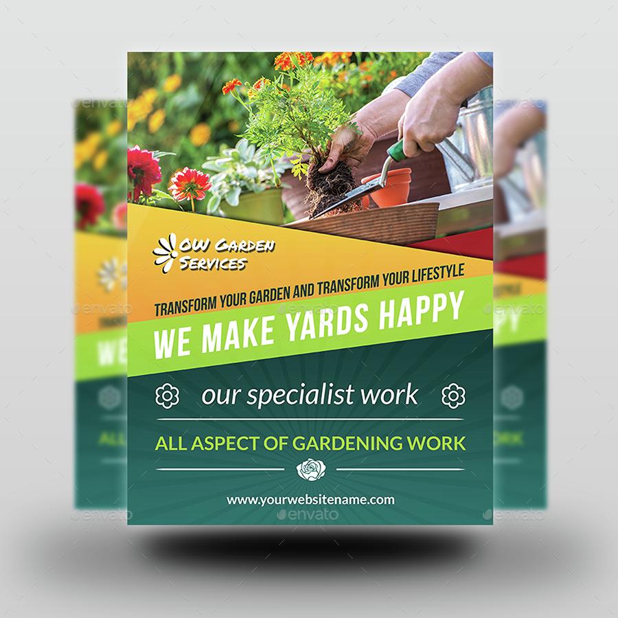 garden powerpoint template autos post