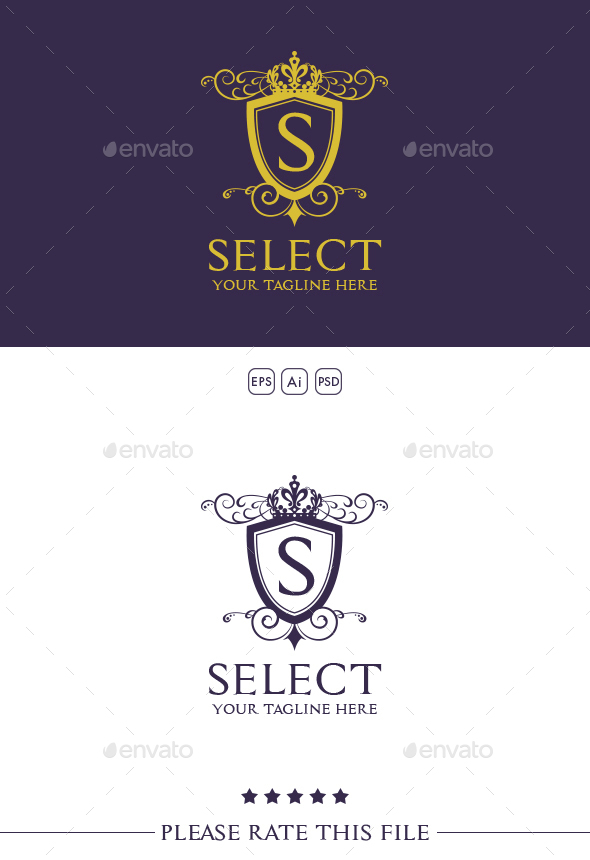 Letter S Logo - Vector Abstract