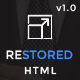 Restored - Market Place,Coupons and Deals HTML Template Nulled