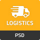 24/7 Express  Logistics Services PSD Nulled