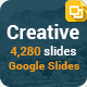 Creative Multipurpose Google Slides Presentation Template - GraphicRiver Item for Sale