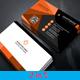 Corporate Business card Bundle.012 - GraphicRiver Item for Sale