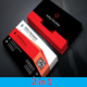Corporate Business card Bundle.015 - GraphicRiver Item for Sale