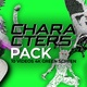 Characters Pack 10 Videos 4K Green Screen - VideoHive Item for Sale