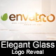 Elegant Glass Logo Reveal - VideoHive Item for Sale