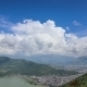 Clouds Over The Mountains In Pokhara, Nepal - VideoHive Item for Sale