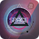 Space Flyer - GraphicRiver Item for Sale
