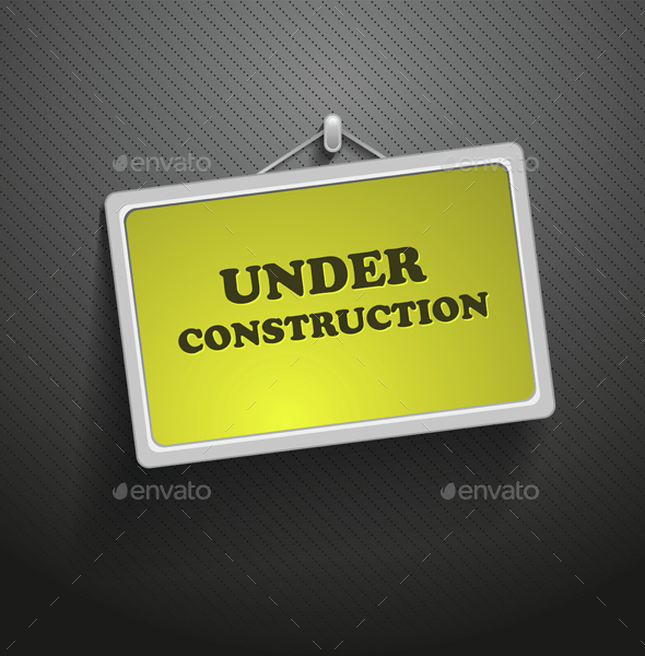 Under Construction - Man-made Objects Objects