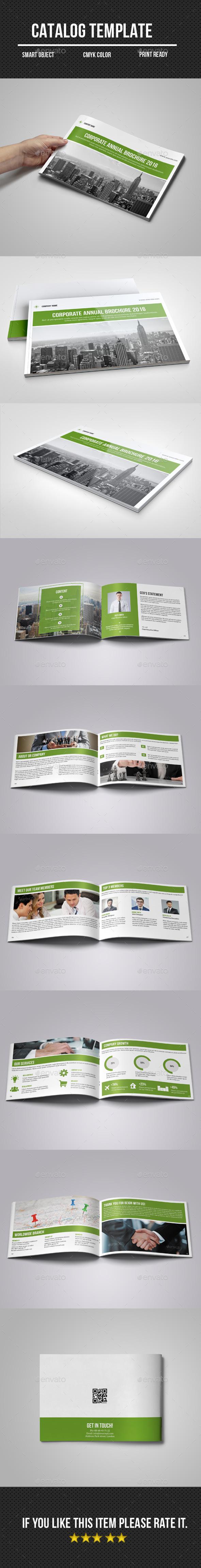 Landscape Corporate Annual Brochure 2016 - Corporate Brochures