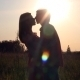 Kissing Couple - VideoHive Item for Sale