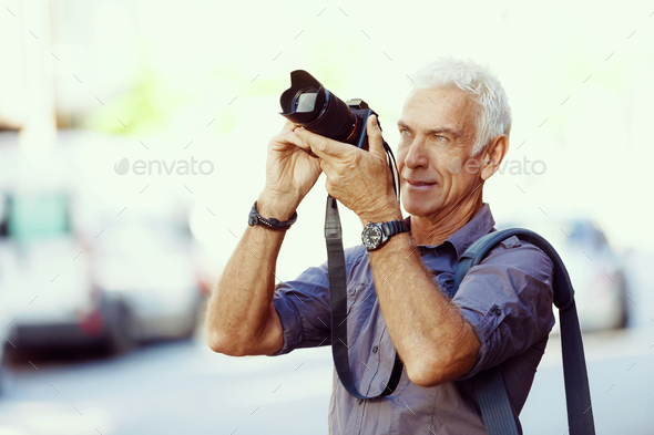 Looking for good shoots - Stock Photo - Images