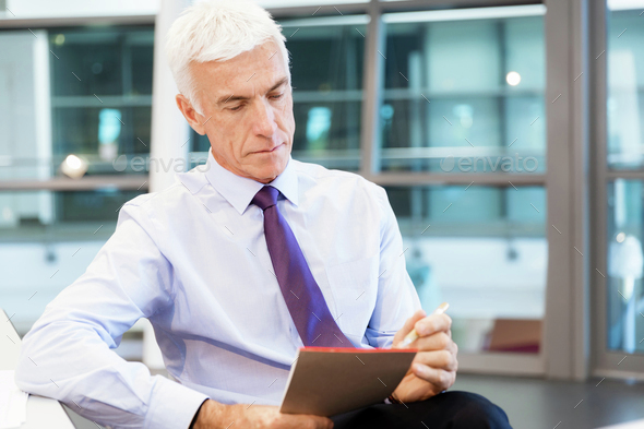 Success and professionalism in person - Stock Photo - Images