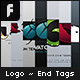 Logo / End Tags Animation Pack - VideoHive Item for Sale