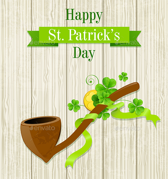 St. Patrick's Day Card - Miscellaneous Seasons/Holidays