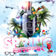 Spring Break Party Flyer / Poster Template - GraphicRiver Item for Sale
