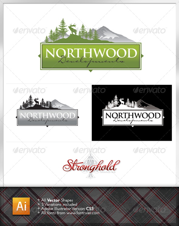 Northwood Developments Logo - Crests Logo Templates
