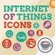 Internet Of Things And Smart Home Icons - GraphicRiver Item for Sale