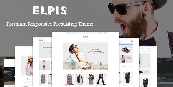 JMS Elpis - Premium Responsive Prestashop Theme