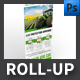 Agro Roll-up Template - GraphicRiver Item for Sale