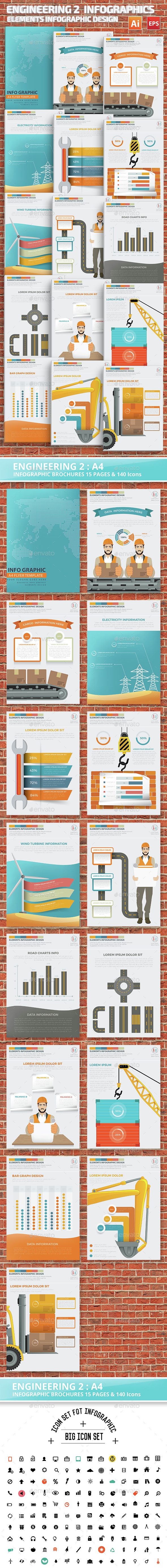 Engineering Infographics Design Part 2 - Infographics