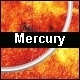 Mercury Texture Map