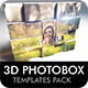 3D PhotoBox Templates - GraphicRiver Item for Sale