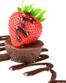 Fruit and Chocolate - PhotoDune Item for Sale