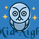 Midnight Owl - GraphicRiver Item for Sale