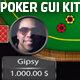 Poker Table Game Kit - GraphicRiver Item for Sale