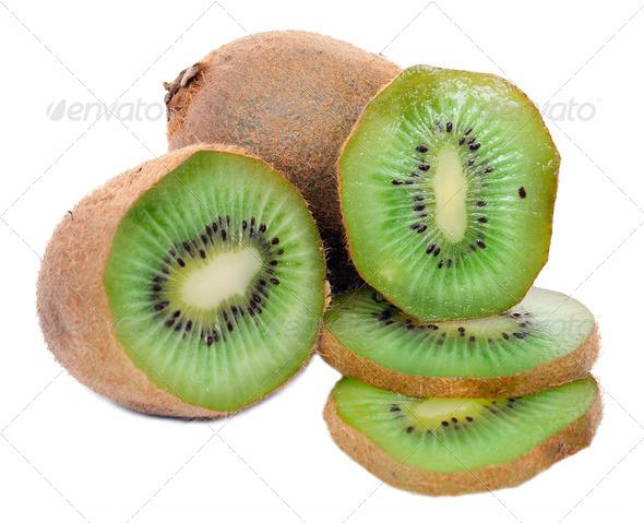 Kiwi fruit - Stock Photo - Images