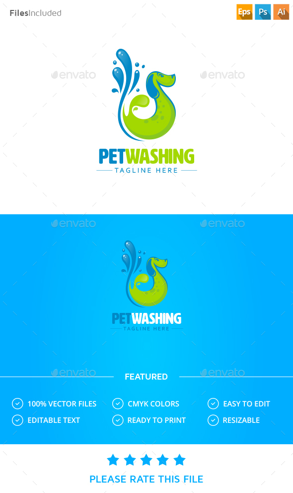 Pet Logo - Animals Logo Templates