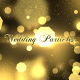 Wedding Particles Opener - VideoHive Item for Sale