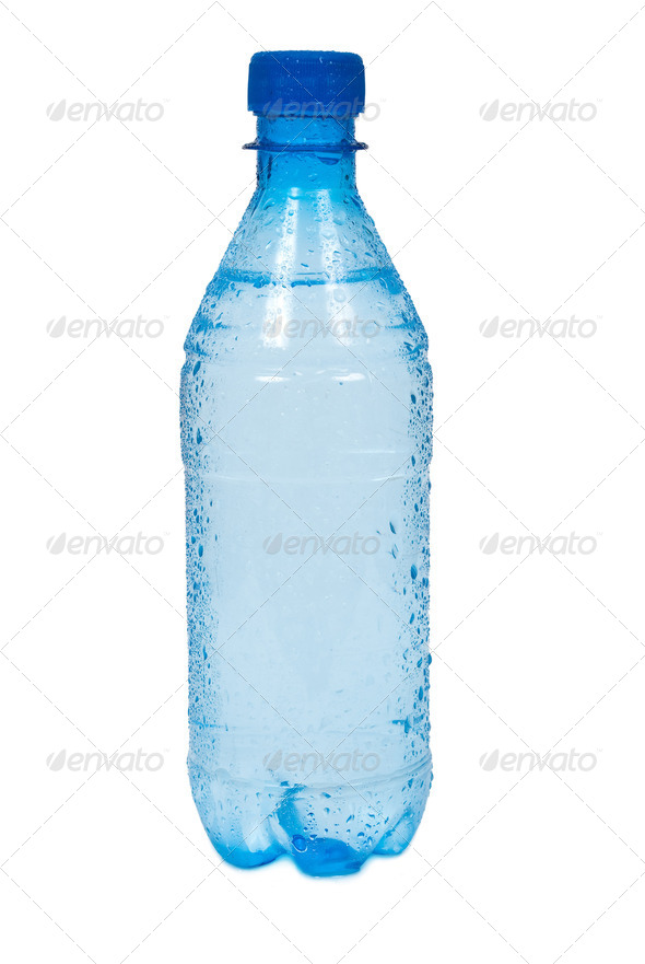 Bottle of water - Stock Photo - Images