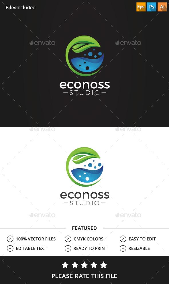 Eco Water Logo
