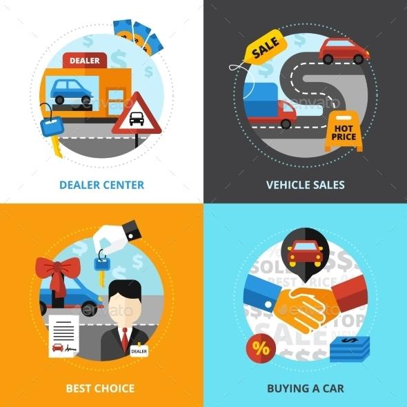 Car Dealership 2X2 Design Concept - Concepts Business