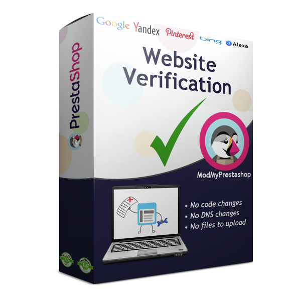 how to add verification code to website