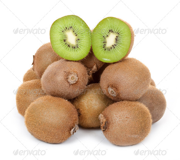 Kiwi fruit - Stock Photo - Images