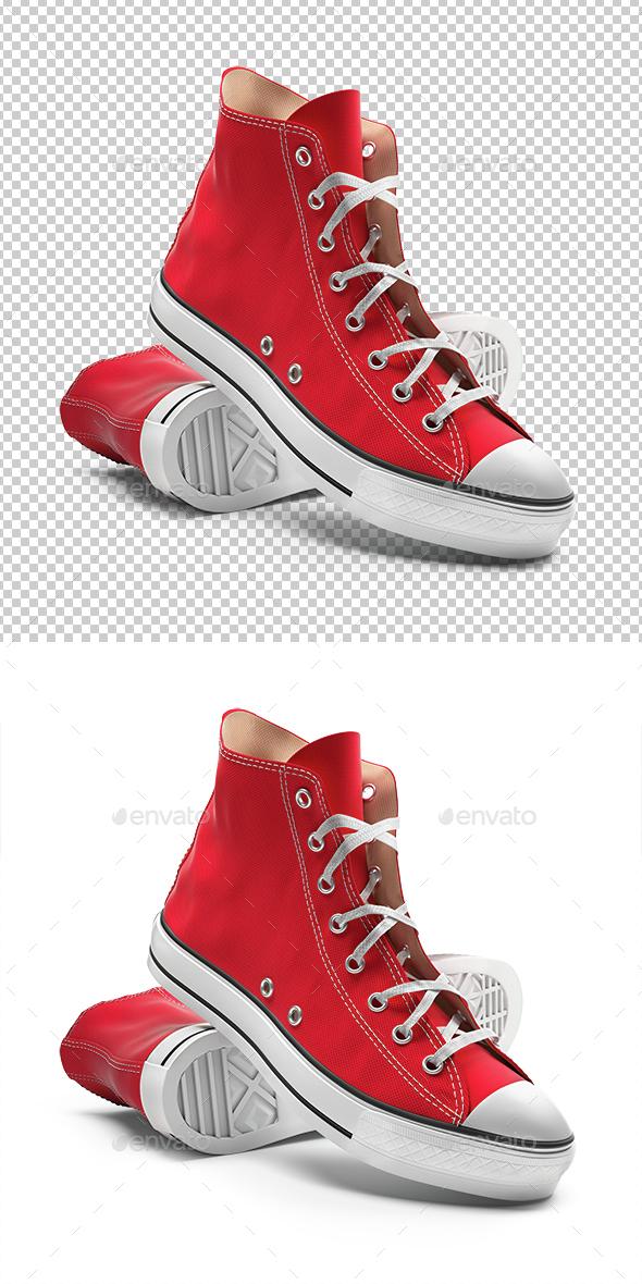 Sneakers - Objects 3D Renders