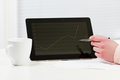 Business Project Meeting with a Tablet - PhotoDune Item for Sale